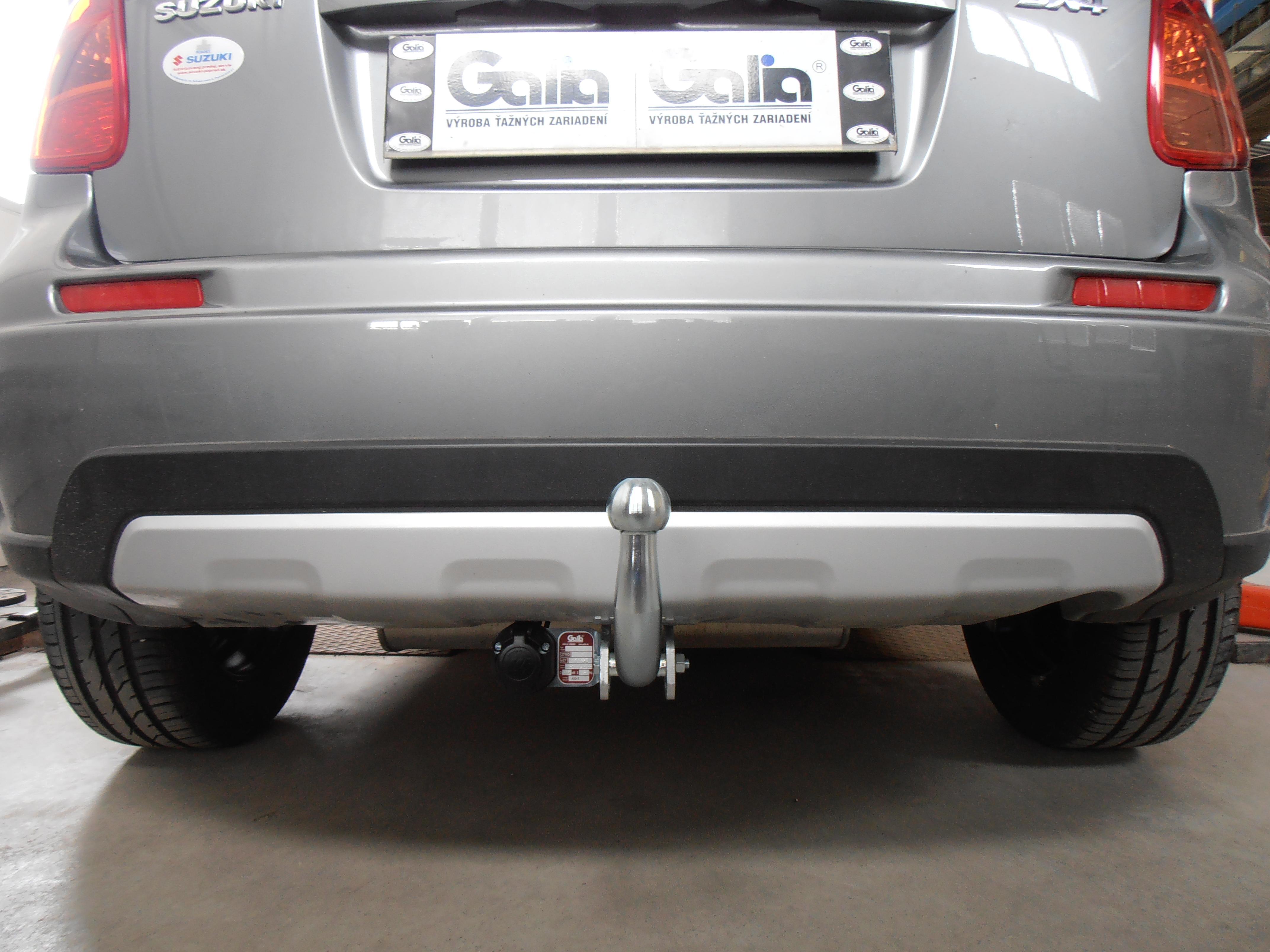 F1096, Fiat Sedici, 5dv, 2006-2014, skrutkové prevedenie A